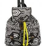 Geometric Patterns Backpac..